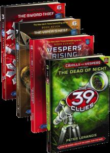 39 Clues Book 2 Ebook