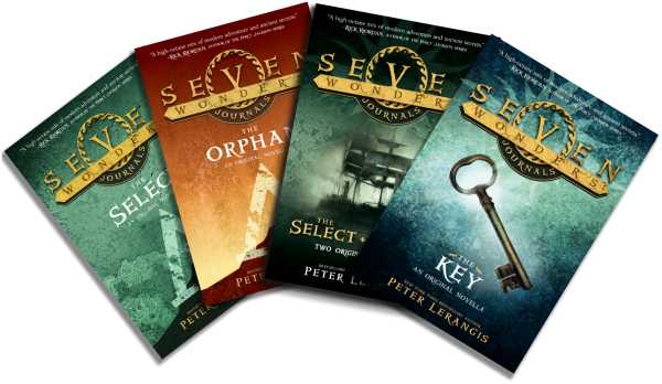 Seven Wonders Book 1 Epub