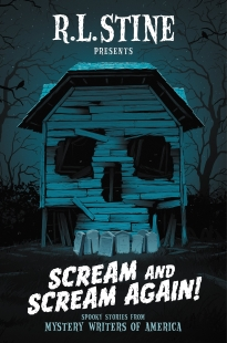 Peter lerangis yep its probably best to keep the lights on when you crack the cover of scream and scream again a short story collection featuring some of the countrys fandeluxe Gallery